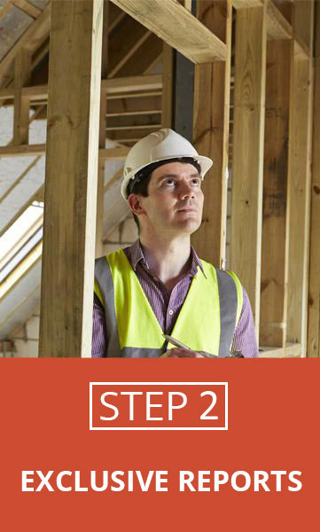 Rapid Building Inspections Service Step 2